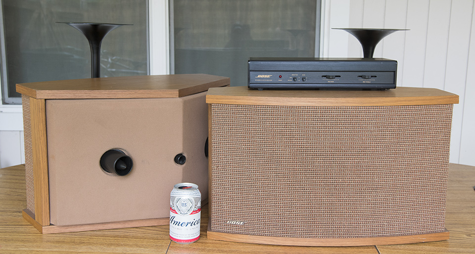 Bose 901 Series Vi Review