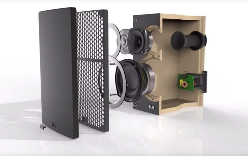 Elac B5 Debut Series Speakers