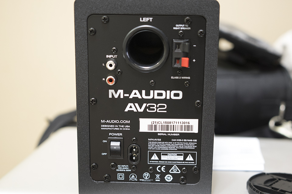 M Audio Av32 Review