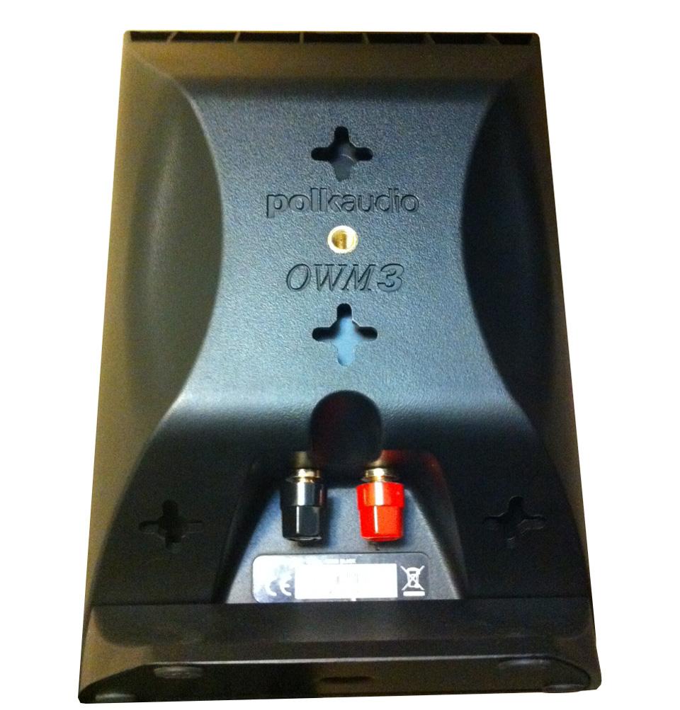 Polk Audio OWM3 Speaker Review