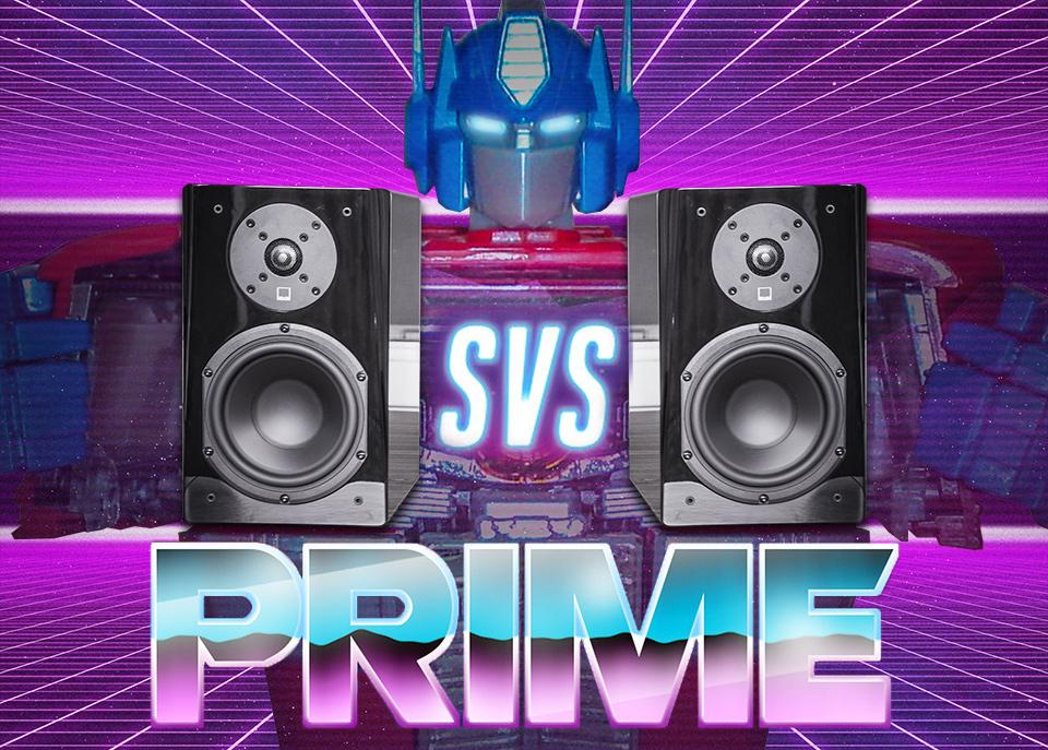 SVS Prime Bookshelf Review