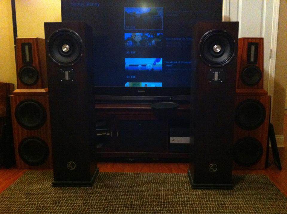 Zu Essence Floor Standing Speakers
